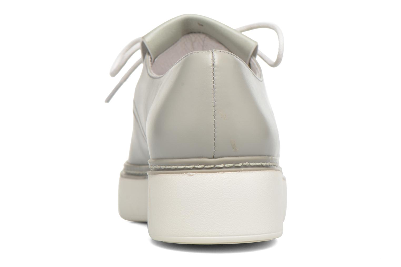 Chaussures à lacets What For Lily Gris vue droite