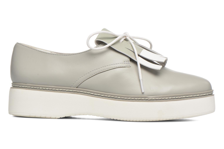 Chaussures à lacets What For Lily Gris vue derrière