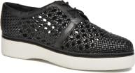 Lace-up shoes Women Pansy