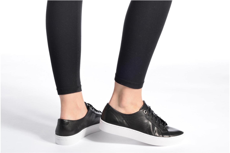 Baskets Vagabond Shoemakers ZOE 4326-101 Noir vue bas / vue portée sac