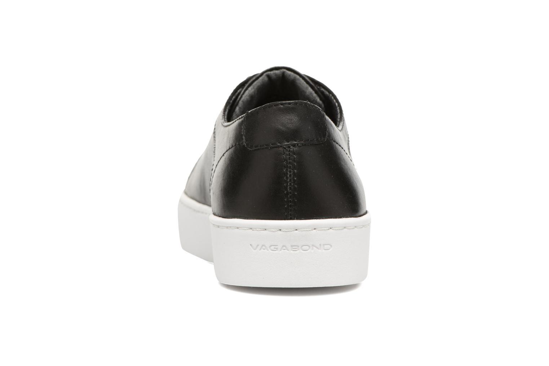 Baskets Vagabond ZOE 4326-101 Noir vue droite