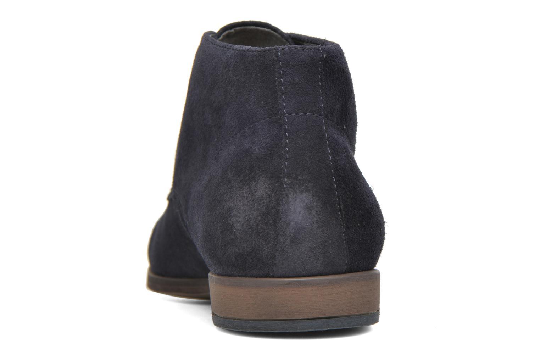Chaussures à lacets Vagabond Shoemakers LINHOPE DESERT BOOTS 4370-440 Bleu vue droite