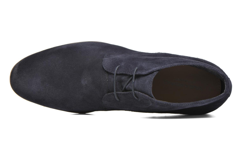 Chaussures à lacets Vagabond Shoemakers LINHOPE DESERT BOOTS 4370-440 Bleu vue gauche