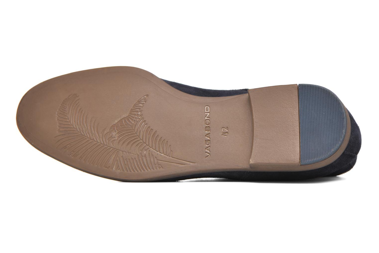 Chaussures à lacets Vagabond Shoemakers LINHOPE DESERT BOOTS 4370-440 Bleu vue haut