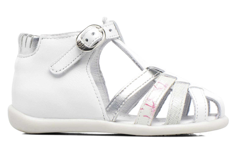 Sandales et nu-pieds Babybotte Guppy4 Blanc vue derrière