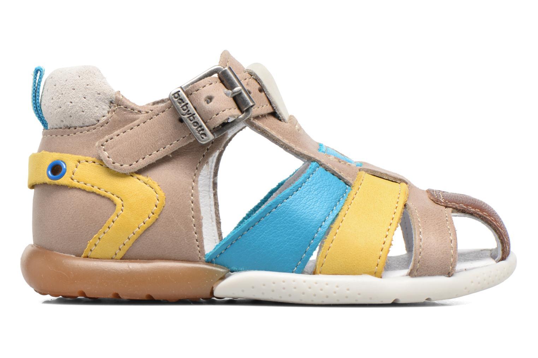 Sandales et nu-pieds Babybotte Gumper Multicolore vue derrière