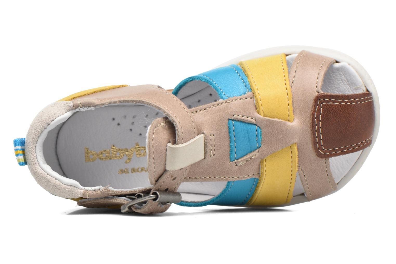 Sandales et nu-pieds Babybotte Gumper Multicolore vue gauche