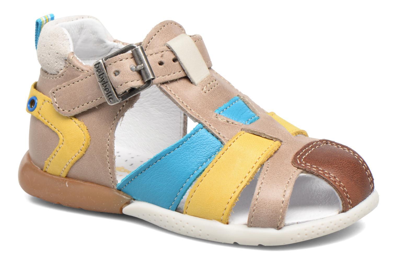 Sandales et nu-pieds Babybotte Gumper Multicolore vue détail/paire