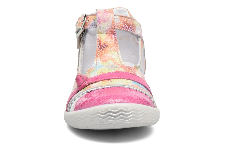 Bottines d'été Babybotte Shifon Multicolore vue portées chaussures