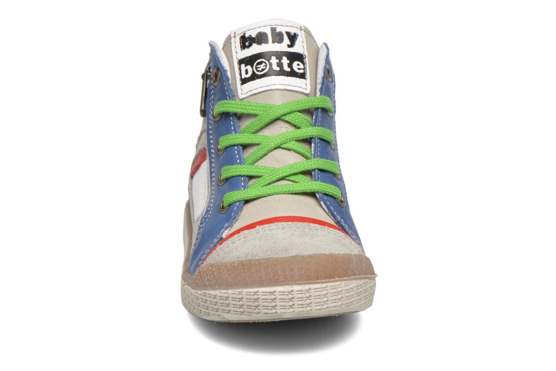 Baskets Babybotte Avatar Multicolore vue portées chaussures
