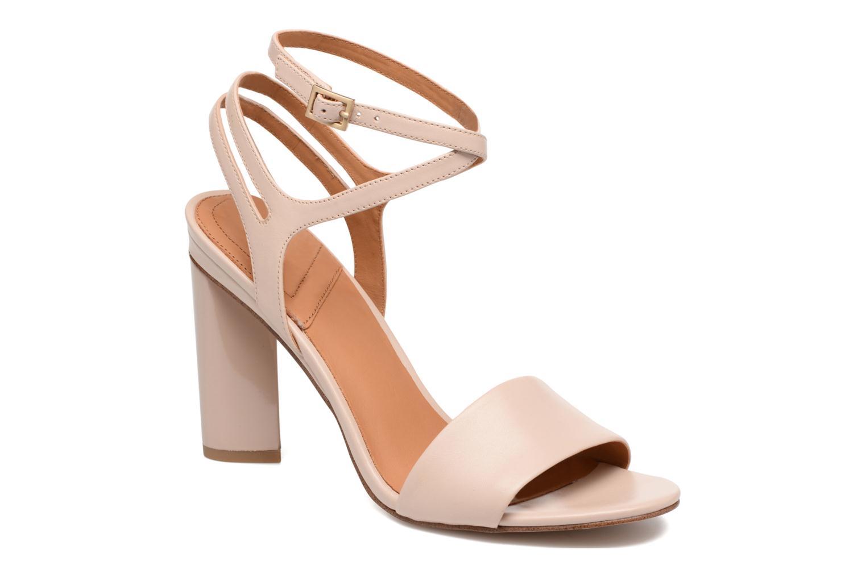 What For Ma?a (Beige) - Sandales et nu-pieds chez Sarenza (290465)