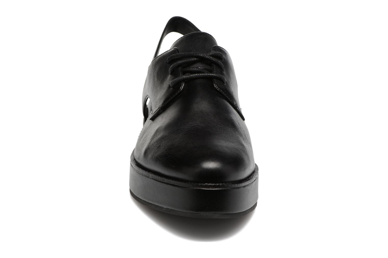 Chaussures à lacets What For Jupiter Noir vue portées chaussures