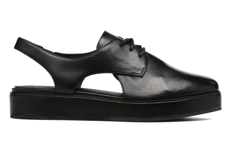 Chaussures à lacets What For Jupiter Noir vue derrière