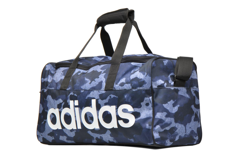 Sacs de sport Adidas Performance LIN PER TB GR S Bleu vue portées chaussures