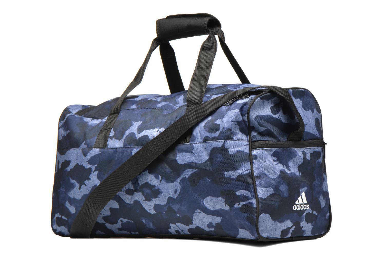 Sacs de sport Adidas Performance LIN PER TB GR S Bleu vue droite
