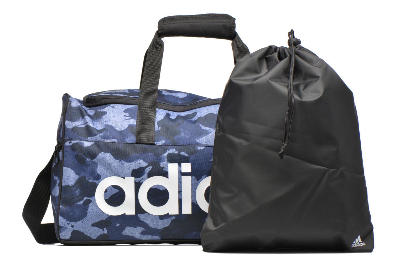Sacs de sport Adidas Performance LIN PER TB GR S Bleu vue gauche
