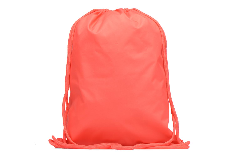 Sporttaschen Adidas Performance LIN PER GB orange ansicht von vorne
