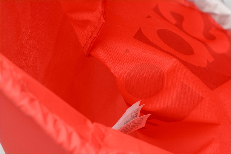 Sporttaschen Adidas Performance LIN PER GB orange ansicht von hinten