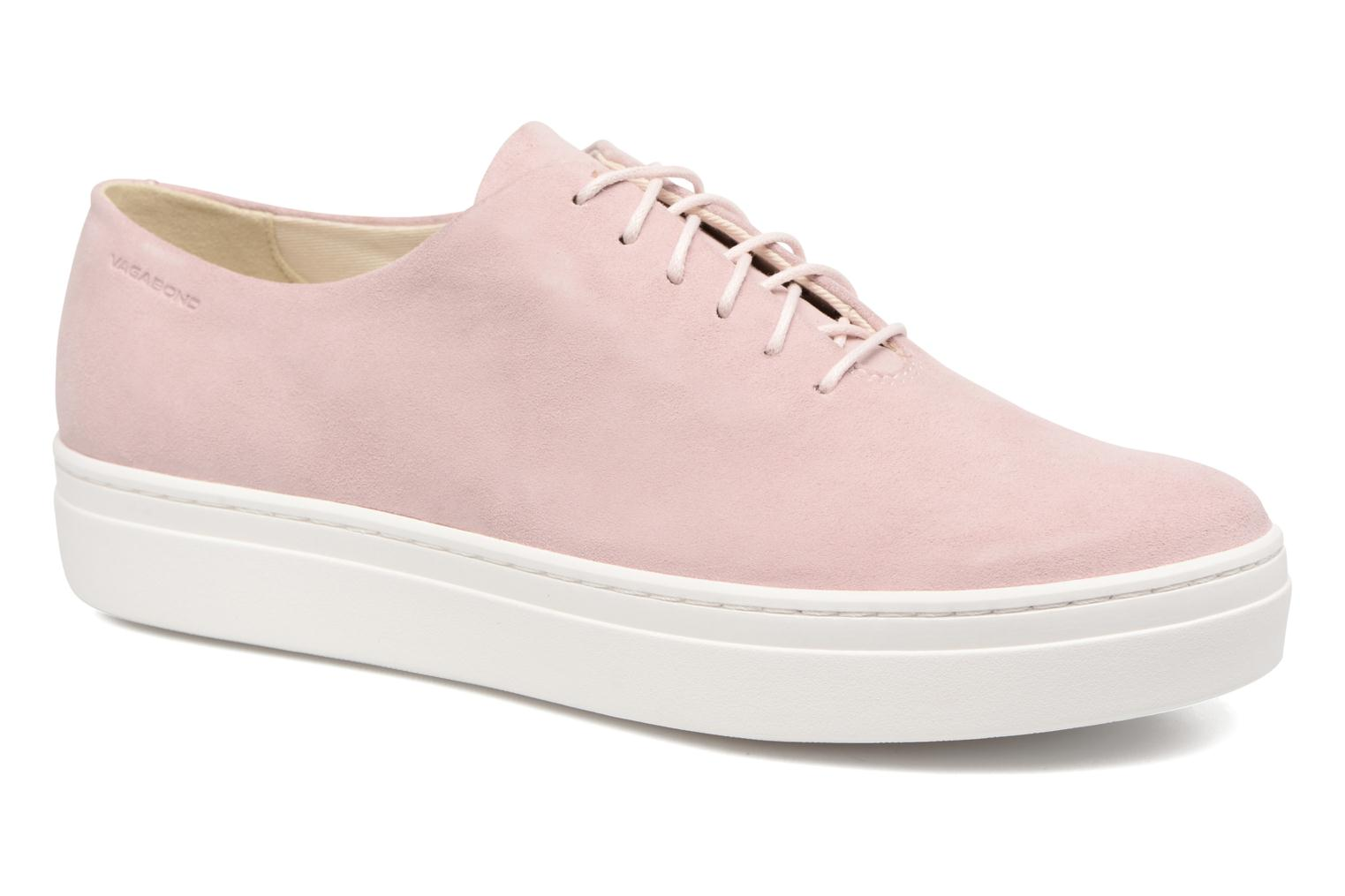 Trainers Vagabond Camille 4346-140 Pink detailed view/ Pair view