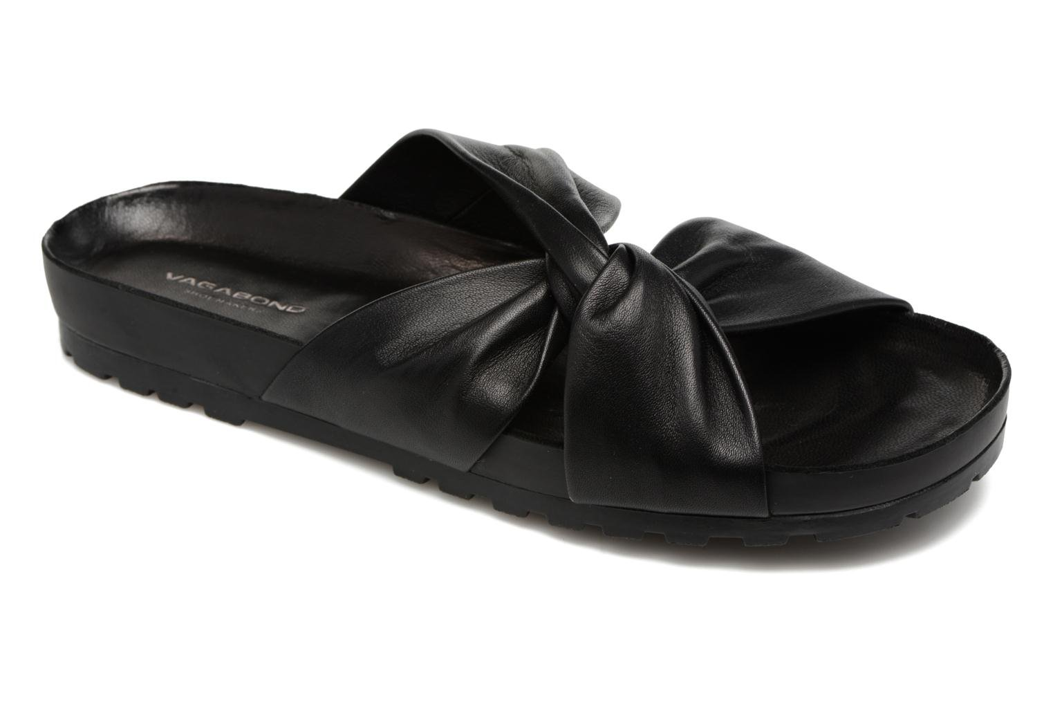 Erie 4332-101 Leather Black