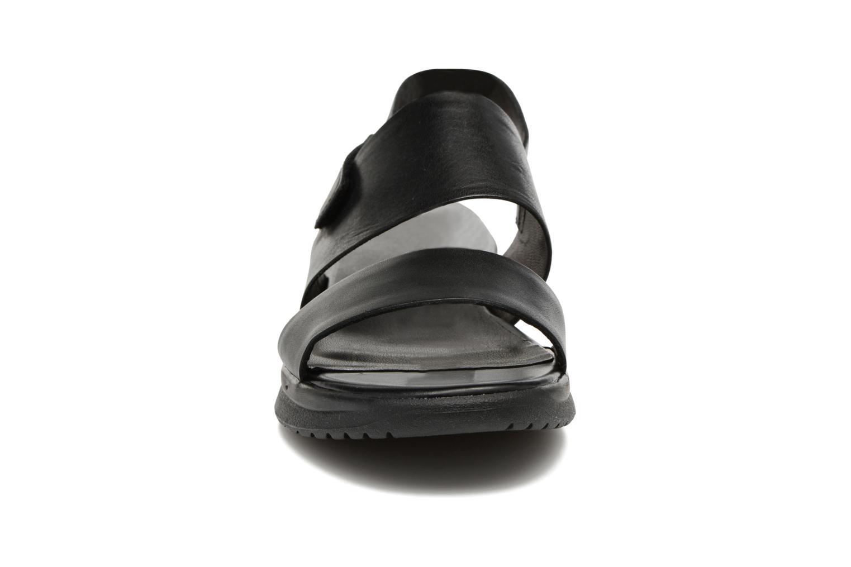 Sandales et nu-pieds Vagabond Shoemakers Lola 4333-001 Noir vue portées chaussures