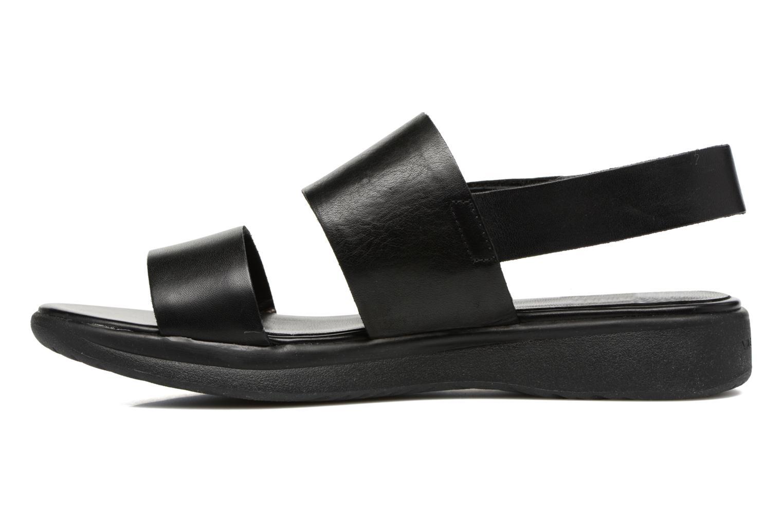Sandales et nu-pieds Vagabond Shoemakers Lola 4333-001 Noir vue face