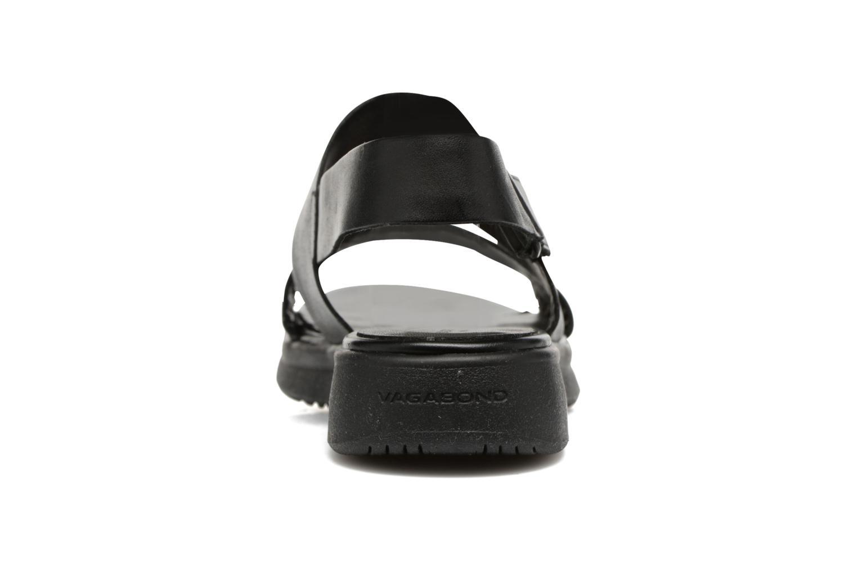 Sandales et nu-pieds Vagabond Shoemakers Lola 4333-001 Noir vue droite