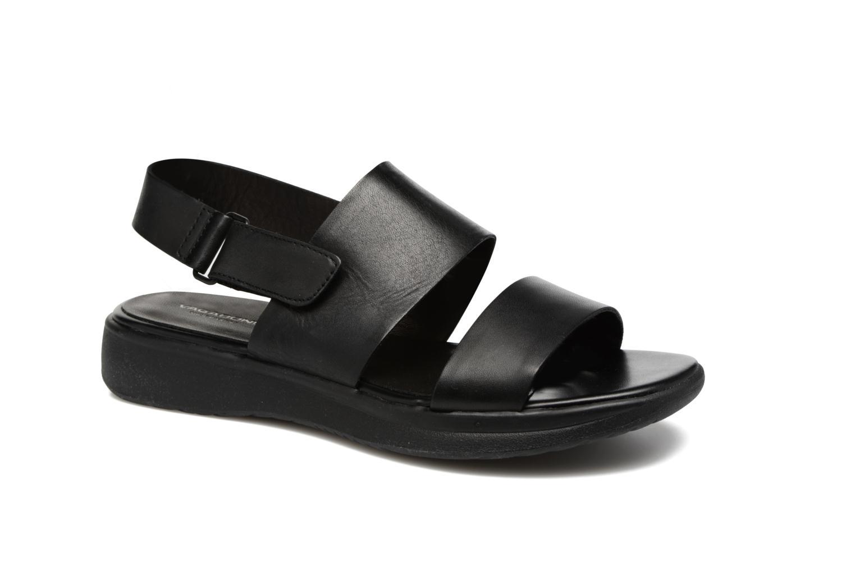 Sandalen Vagabond Shoemakers Lola 4333-001 Zwart detail