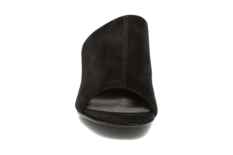 Mules et sabots Vagabond Shoemakers Saide 4335-040 Noir vue portées chaussures
