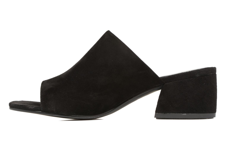 Mules et sabots Vagabond Shoemakers Saide 4335-040 Noir vue face