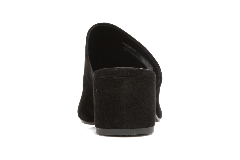 Mules et sabots Vagabond Shoemakers Saide 4335-040 Noir vue droite