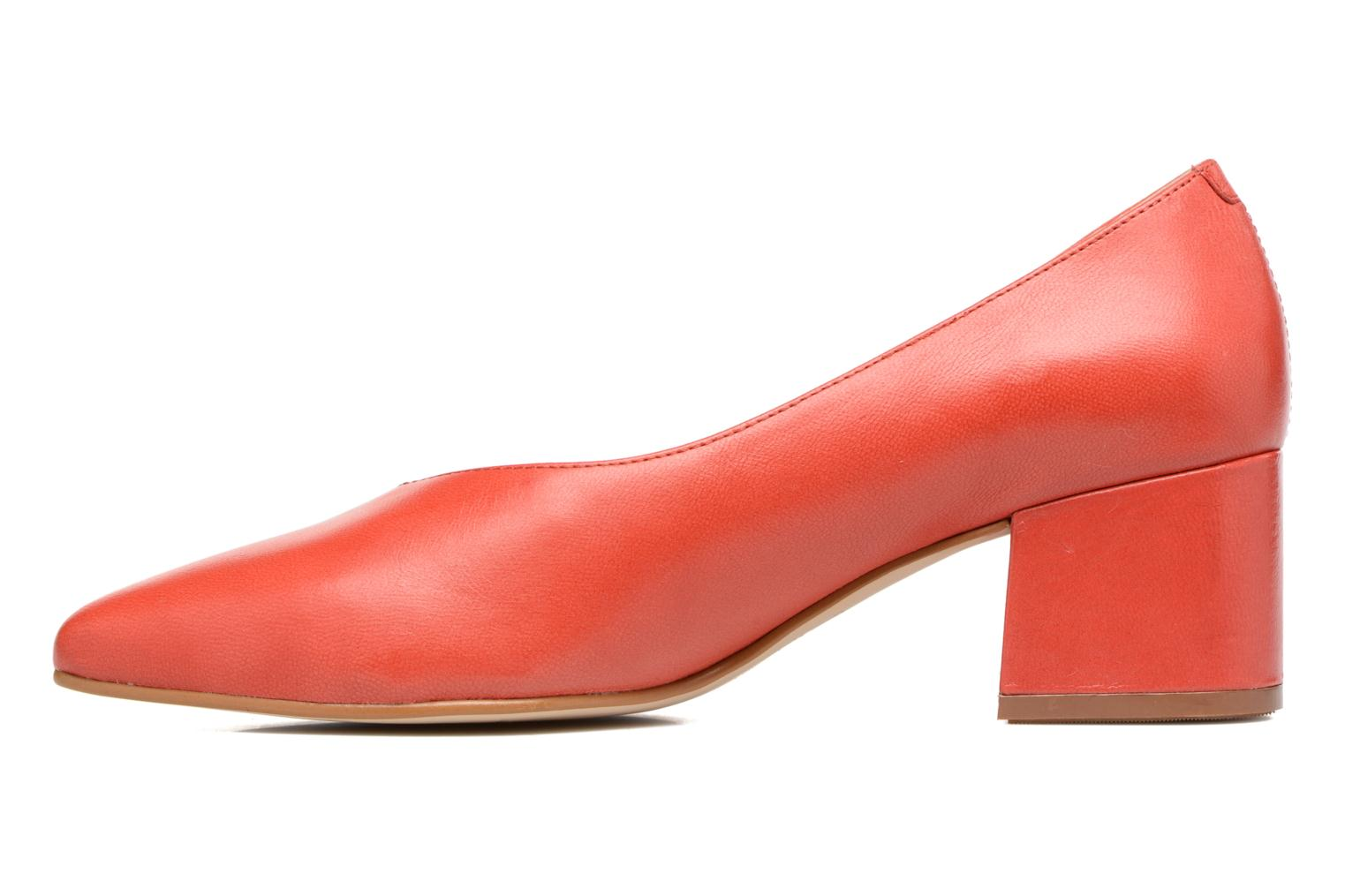 High heels Vagabond Shoemakers Mya 4319-101 Red front view