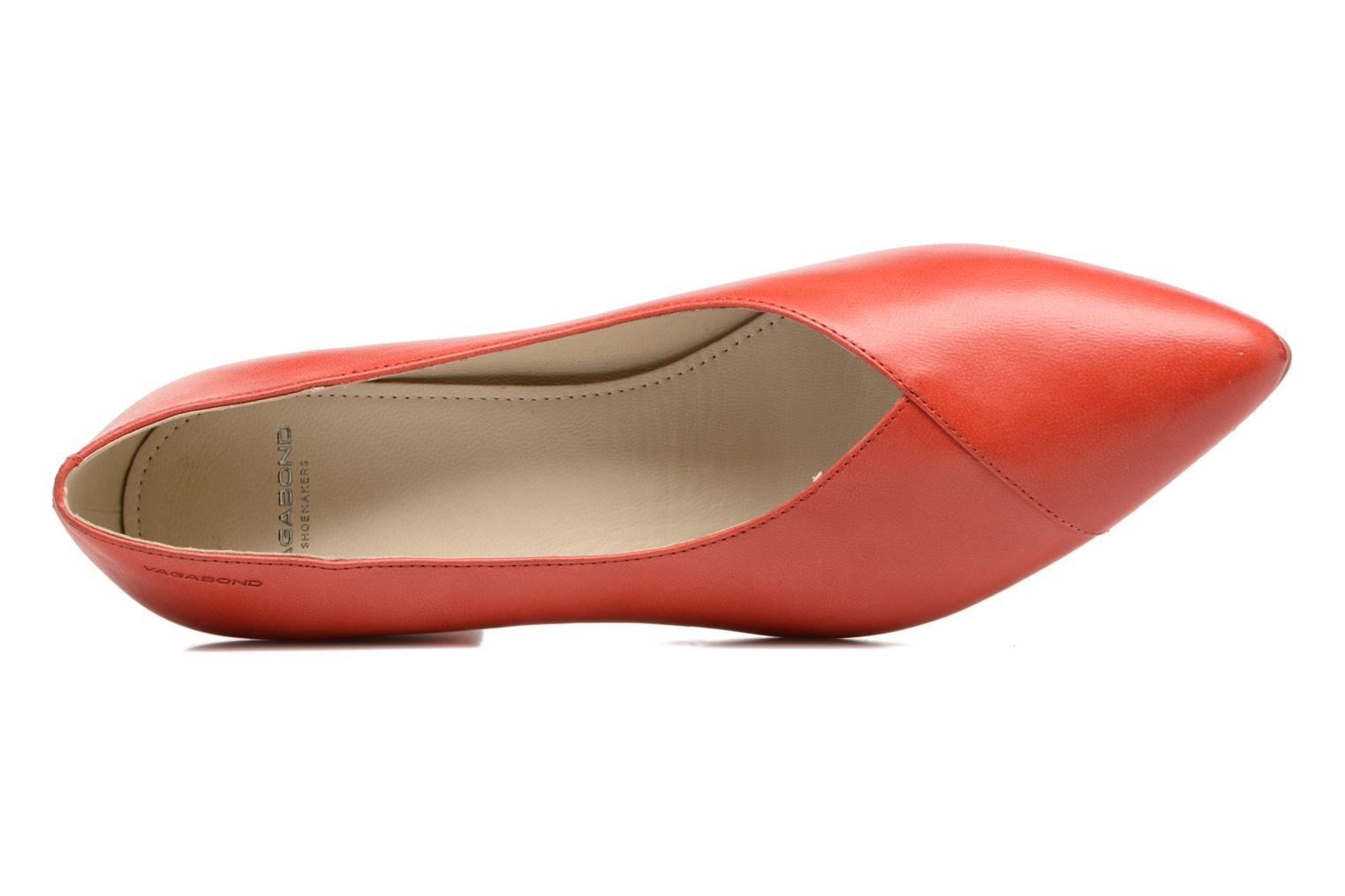 High heels Vagabond Shoemakers Mya 4319-101 Red view from the left