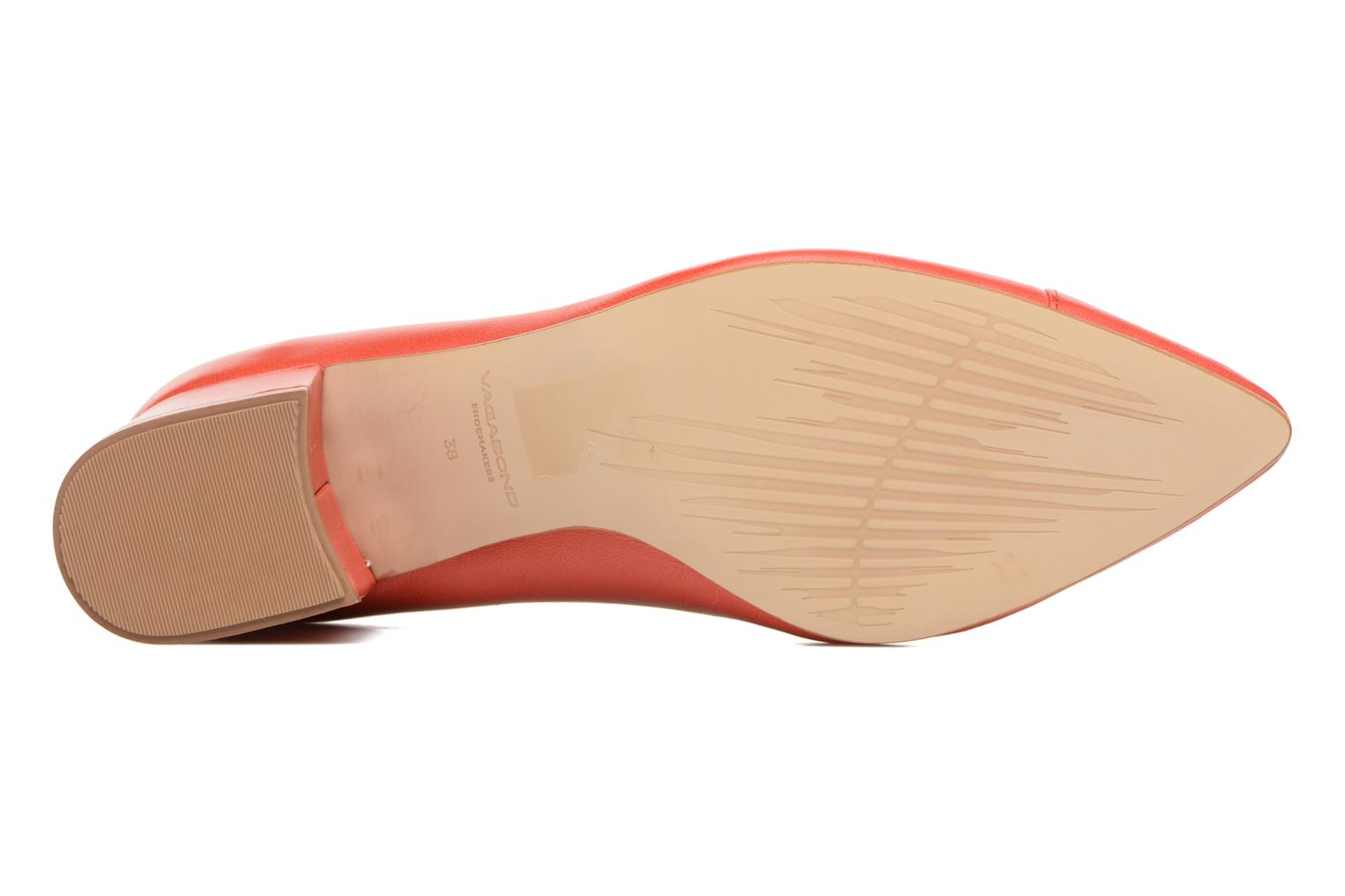 High heels Vagabond Shoemakers Mya 4319-101 Red view from above