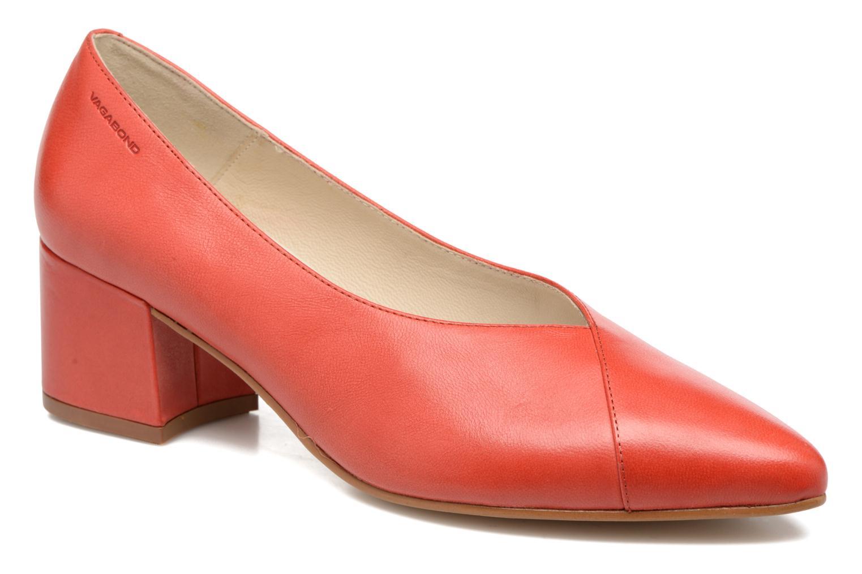 High heels Vagabond Shoemakers Mya 4319-101 Red detailed view/ Pair view