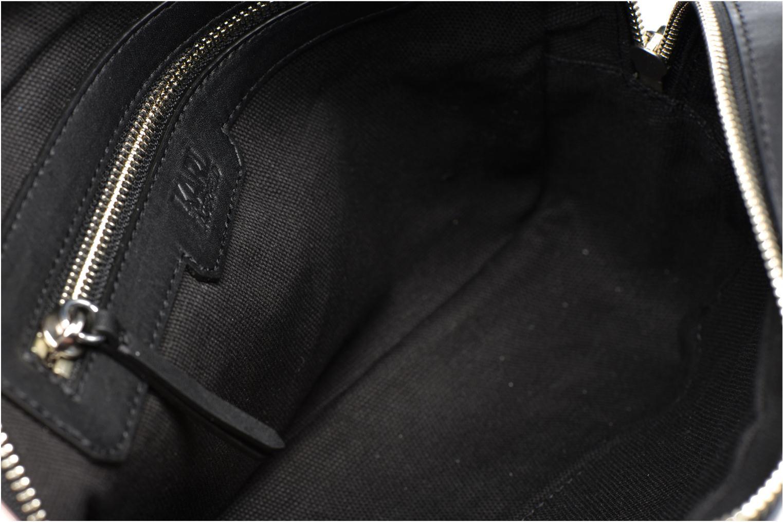 Sacs à main Karl Lagerfeld Rocky studs Shoulderbag Noir vue derrière