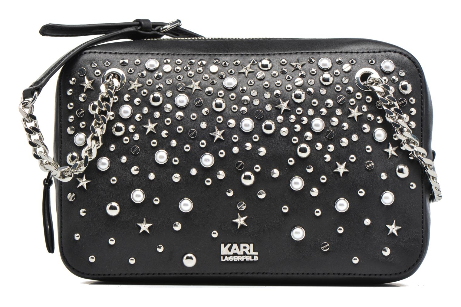 Rocky studs Shoulderbag Black