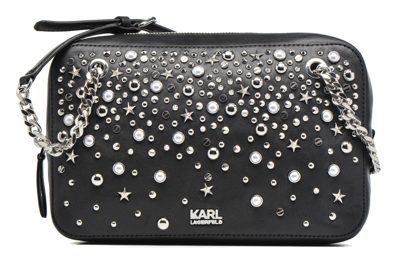 Sacs à main Karl Lagerfeld Rocky studs Shoulderbag Noir vue détail/paire