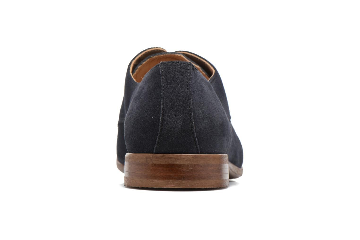 Lace-up shoes Marvin&co Nordrich Blue view from the right