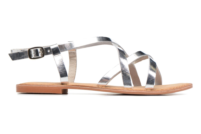 Vina Leather Sandal Silver