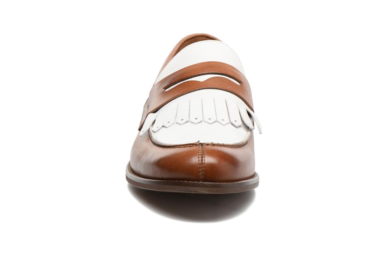 Mocassins Marvin&Co Neilston Marron vue portées chaussures