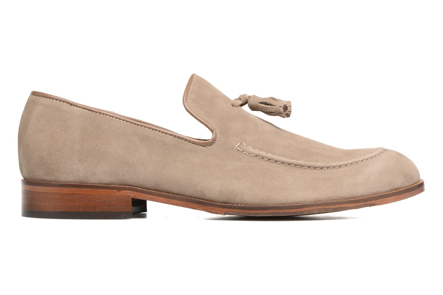 Loafers Marvin&Co Newmains Beige bild från baksidan