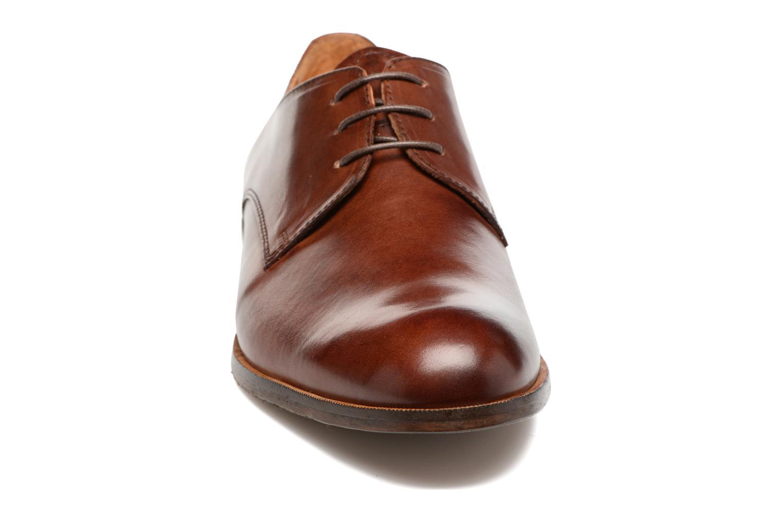 Chaussures à lacets Marvin&Co Nithsdale Marron vue portées chaussures