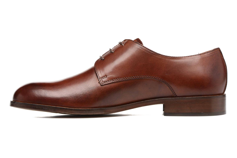 Chaussures à lacets Marvin&Co Nithsdale Marron vue face