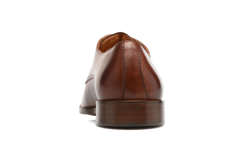 Chaussures à lacets Marvin&Co Nithsdale Marron vue droite