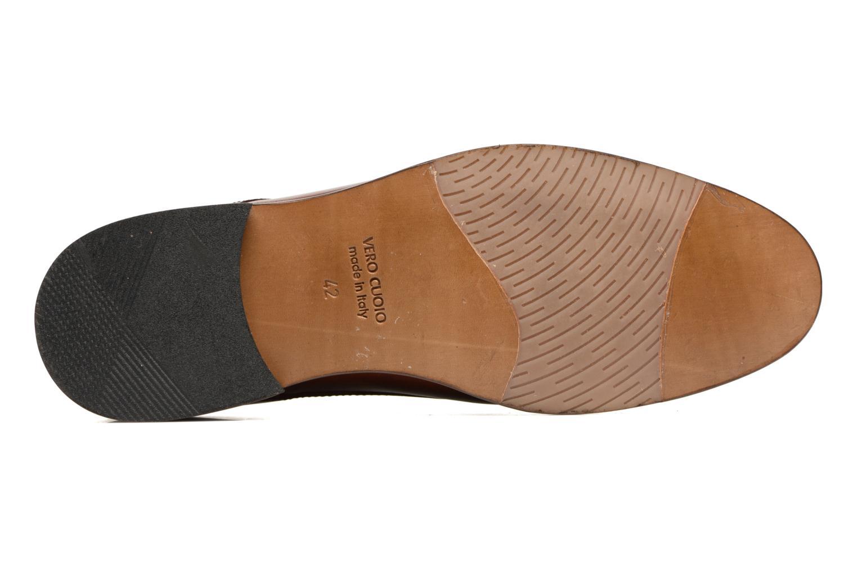 Chaussures à lacets Marvin&Co Nithsdale Marron vue haut