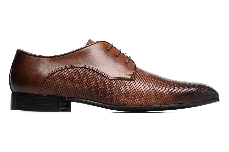 Chaussures à lacets Marvin&Co Narbroath Marron vue derrière