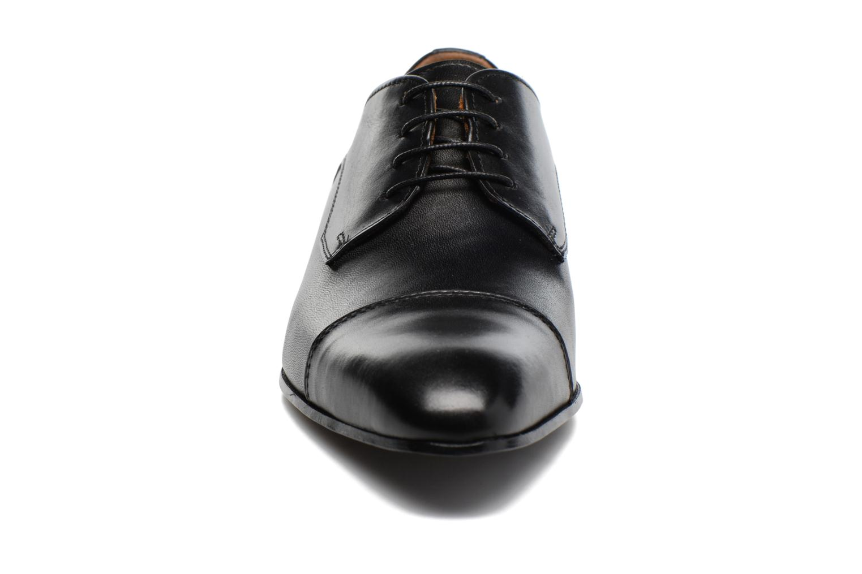 Chaussures à lacets Marvin&Co Newlyn Noir vue portées chaussures