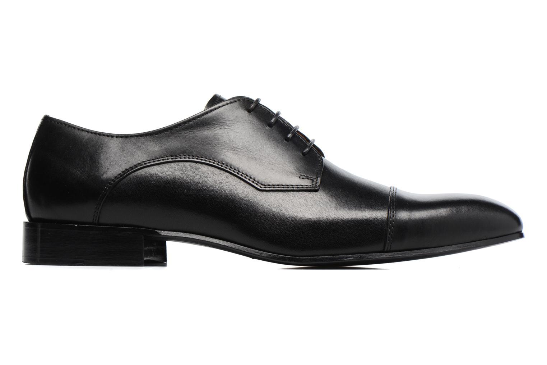 Chaussures à lacets Marvin&Co Newlyn Noir vue derrière