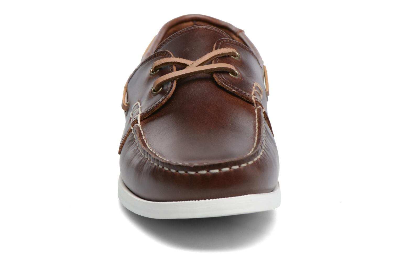Chaussures à lacets Aigle Havsea Marron vue portées chaussures